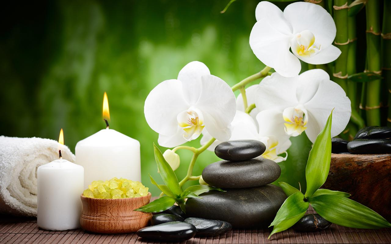 spa treatment wallpaper - photo #39