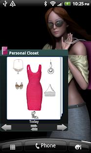 Personal Closet Lite- screenshot thumbnail