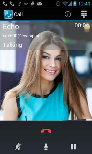 EVA SIP Phone