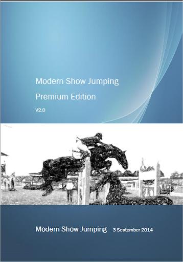 Modern Show Jumping Premium