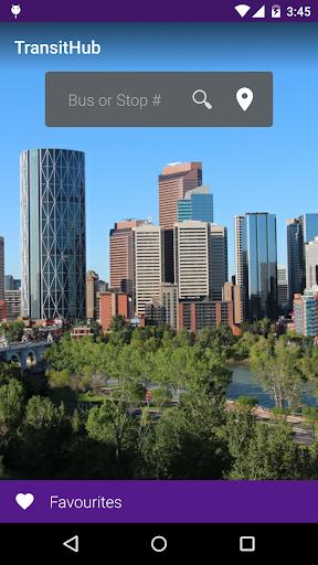TransitHub Calgary