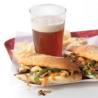 Philadelphia-Style Cheesesteak Sandwiches