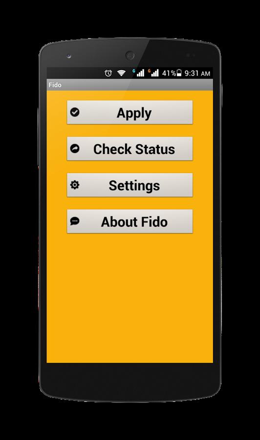 Fido Money Lending - screenshot