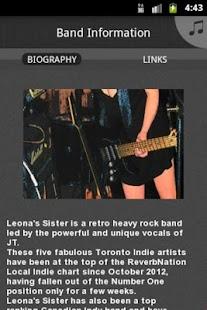 Leona's Sister - screenshot thumbnail