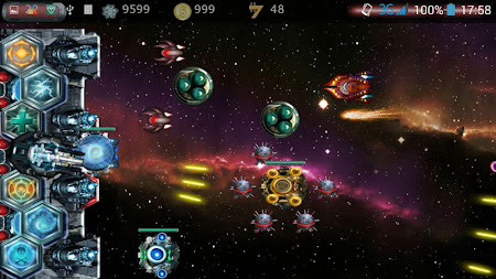 Galaxy Defender: Battlestation 1.09 screenshot 25747