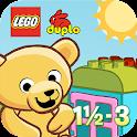 LEGO® DUPLO® Peekaboo logo