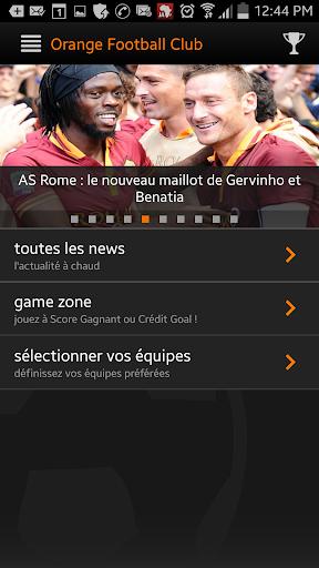 Orange Football Club Afrique