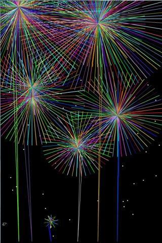 Silvester Firework
