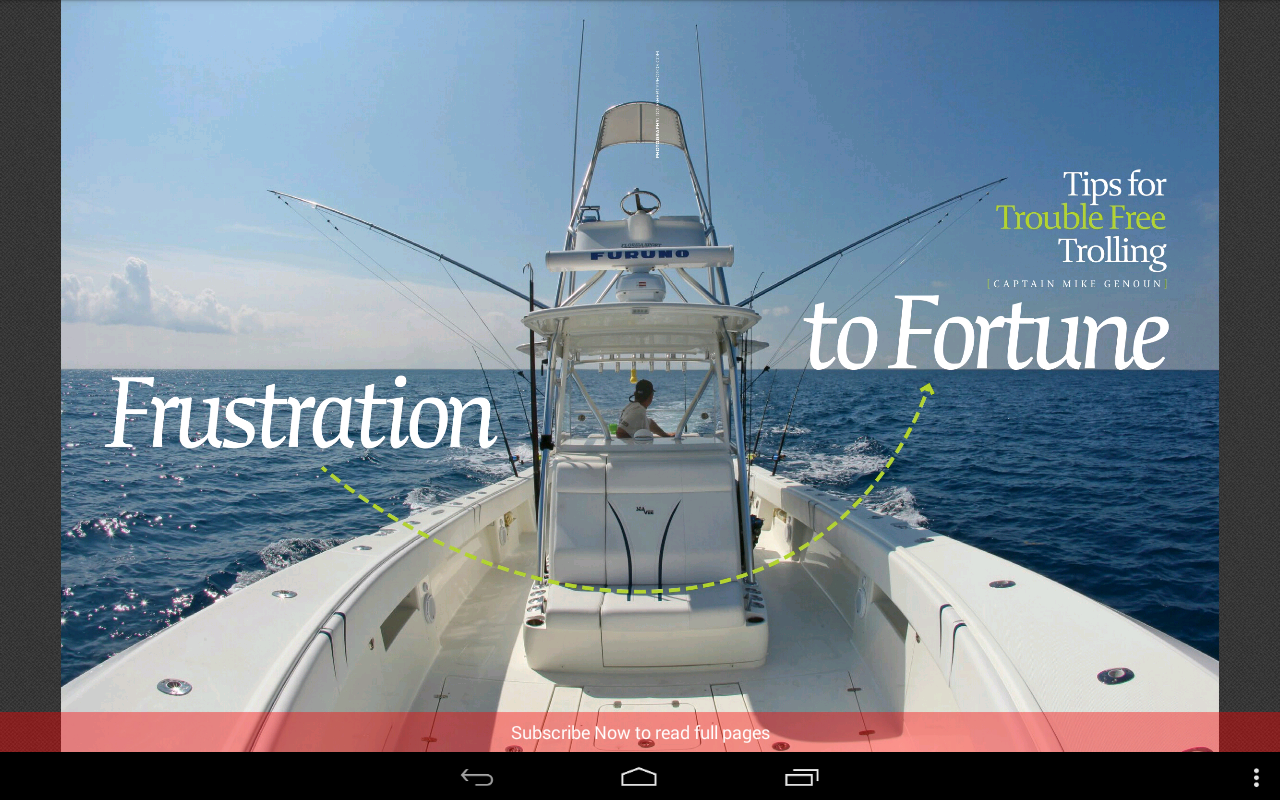 Florida sport fishing android apps on google play for Florida sport fishing