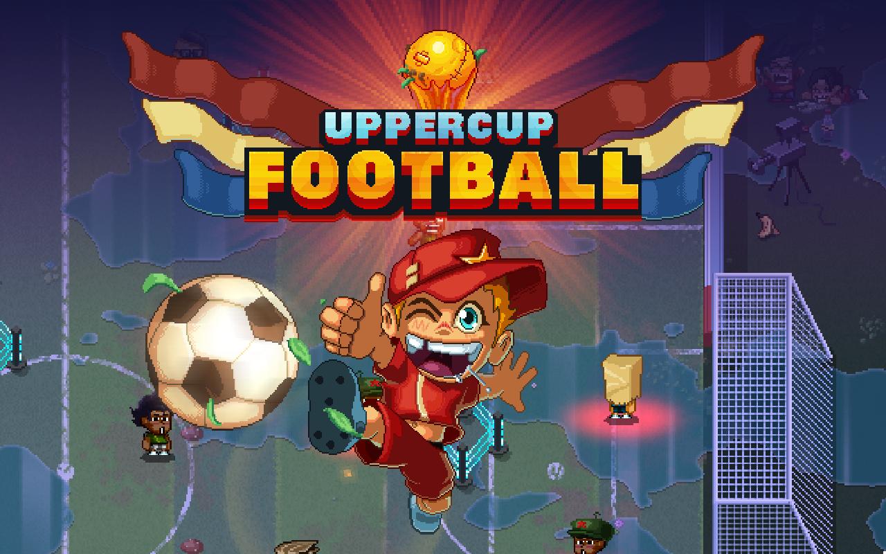 Uppercup Football (Soccer) screenshot #14