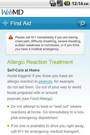 WebMD for Android Screenshot 16