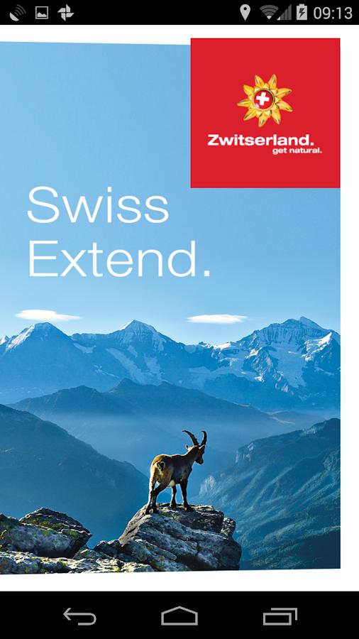 Swiss Extend - screenshot