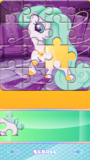 Pony Puzzles for Little Kids