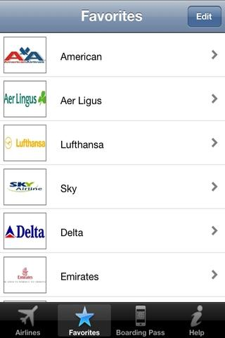 Airline Flight Check-In Asia - screenshot