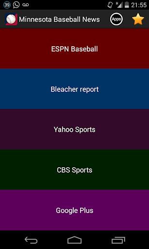 Minnesota Baseball News