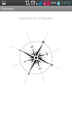 免費工具App Simple Compass 阿達玩APP