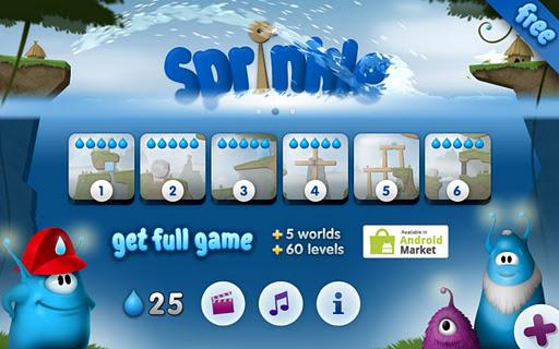Sprinkle Free