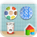 Mint Kitchen dodol Theme icon