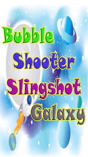 Bubble Shoter Slingshot Galaxy
