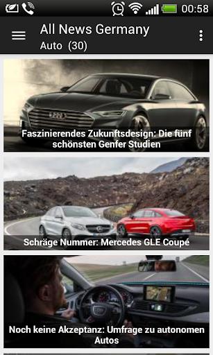 All News Germany