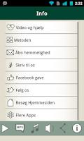 Screenshot of Sov godt