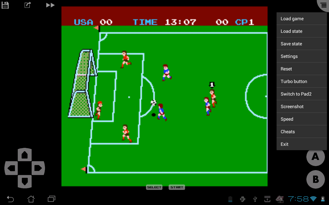 John NES Lite - NES Emulator- screenshot
