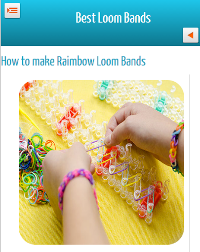 How to Make Rainbow Loom Bands