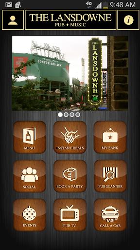 【免費娛樂App】Lansdowne Pub-APP點子