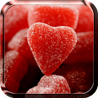 Sweet Hearts Live Wallpaper icon