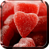 Sweet Hearts Live Wallpaper