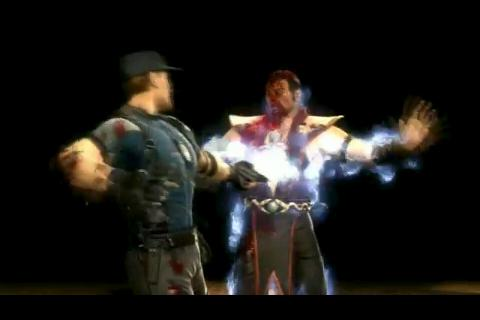 Mortal Kombat 9 Fatalities - screenshot