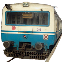 Hyderabad Suburban trains logo