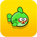 Slippery Space Fish! icon