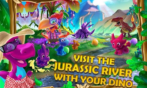 Dino Day! Baby Dinosaurs Game - screenshot thumbnail