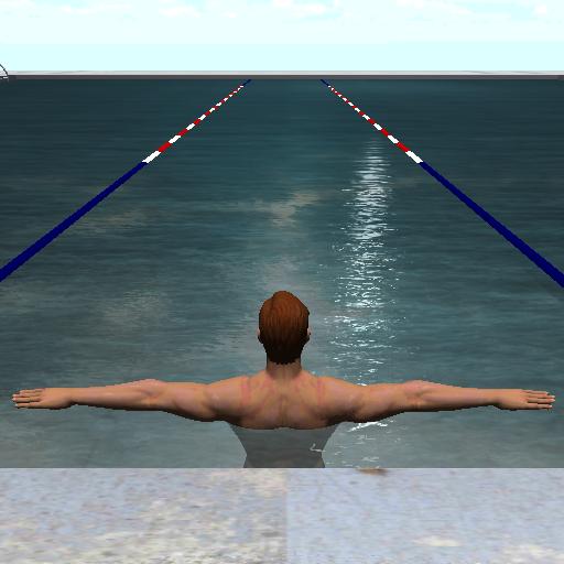 Breath training in swimming 健康 App LOGO-硬是要APP