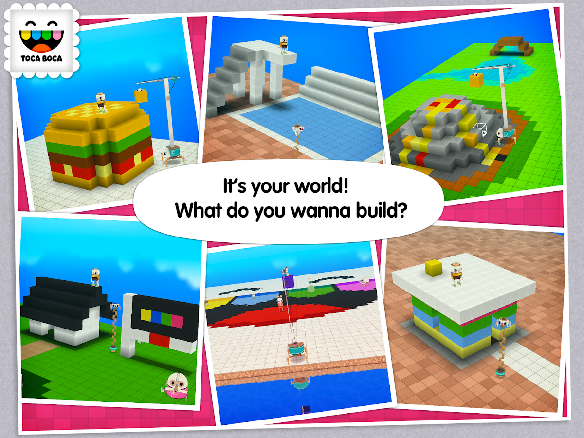 Toca Builders - screenshot