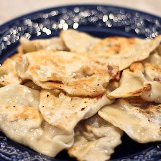 Pierogi Pasta Dough.