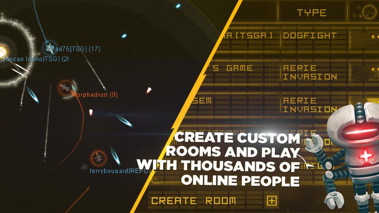 Pocket Fleet Multiplayer screenshot #5