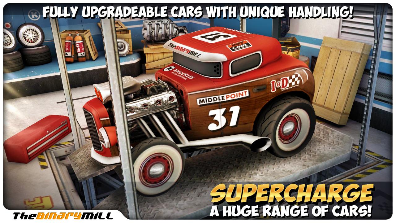 Mini Motor Racing screenshot #10