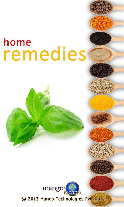 Home Remedies - Natural Cure - screenshot