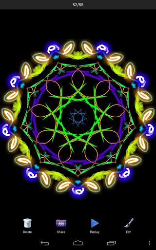 魔畫萬花筒 - 支持電影般播放 - Kaleidoscope