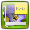 Photo Notes Tablet logo