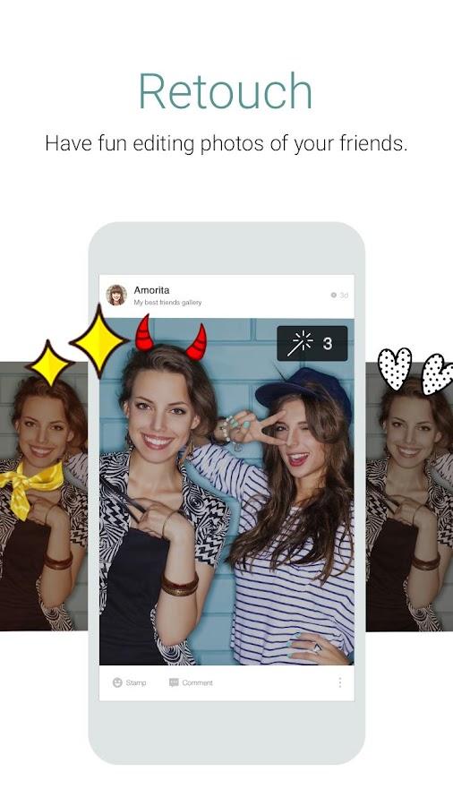 Cymera - Editor&Collage - screenshot