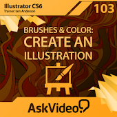 Illustrator CS6 Brushes
