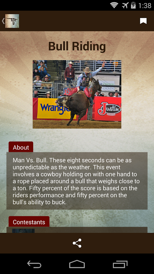River City Rodeo & Stock Show - screenshot
