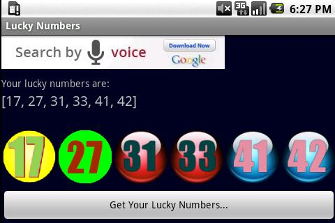 Download Lucky Numbers (Lotto) Google Play softwares - aiV1b5y0KLdU
