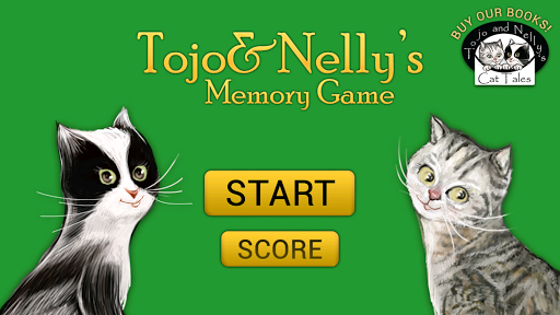 Tojo Nelly's Memory Game