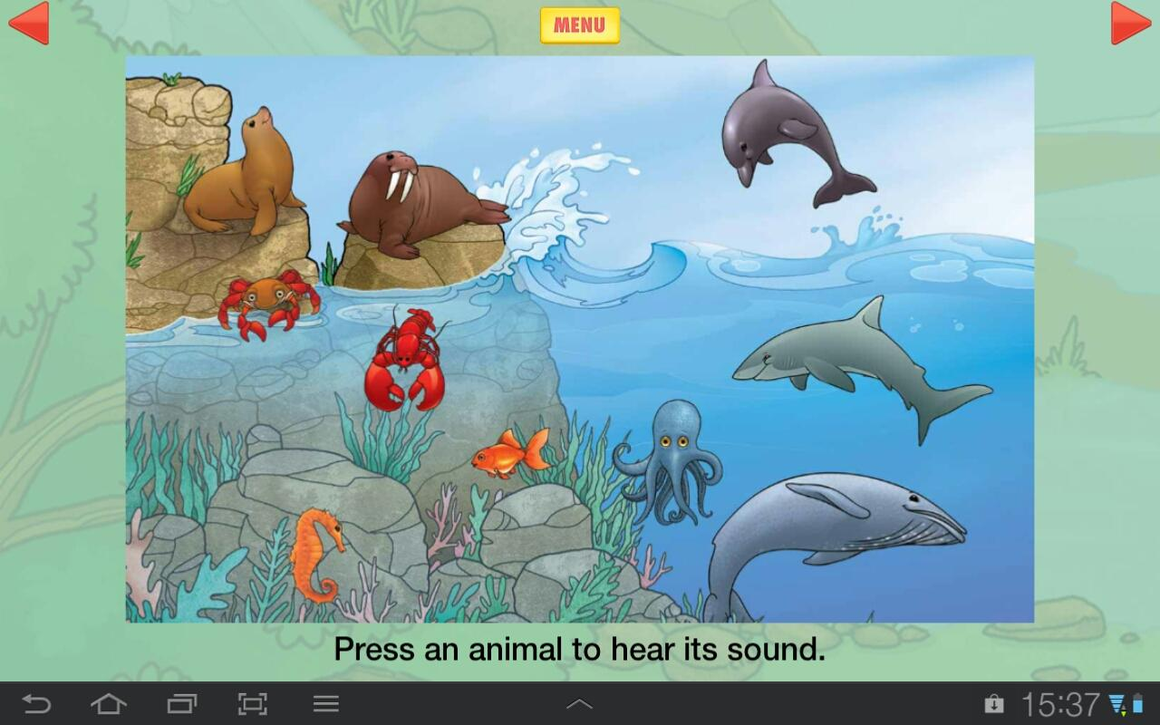 EarlyMath: 80 Animals to Count - screenshot