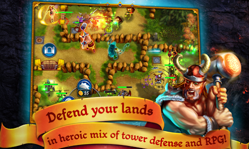 Defenders of Suntoria v1.1.0 Mod APK+DATA 1