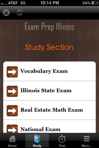 Illinois Real Estate Exam Prep- screenshot